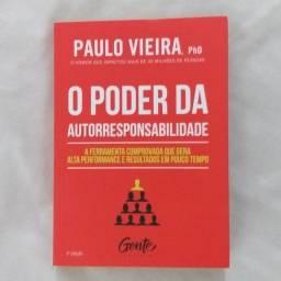 O poder da autorresponsabilidade: Livro de bolso - Novo e Lacrado