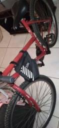 Bicicleta sundown semi nova