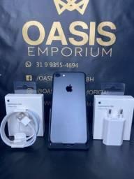 IPhone 7 128gb Preto Pronto Entrega Loja Física Garantia