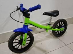 Título do anúncio: Bike bicicleta infantil equilíbrio nathor