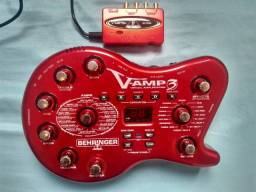 Pedaleira V AMP 3 + UCA222 Muito barato !