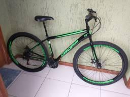 Bicicleta aro 29 até 10x com juros