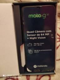 Moto G30 128 gigas de memória
