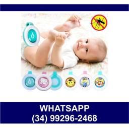 Bóton Repelente Infantil * Entrega R$ 10 * Fazemos Entregas