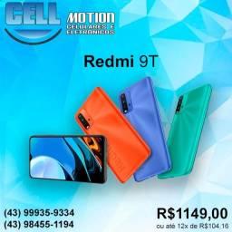 Título do anúncio: Redmi 9T 128GB Xiaomi