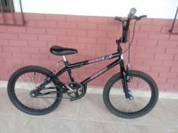 Bicicleta bmx zerada