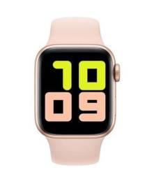 Smartwatch Relógio Inteligente X7 Tela Touch Android e IOS Pronta Entrega Rosé