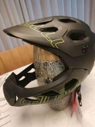 Capacete Novo CairBull MTB Enduro Ciclismo Bike