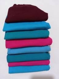 Short cotton infantil veste de 01 a 03 anos