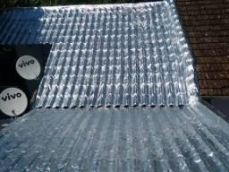 Manta Alumínio P/ Telhados ou Laje