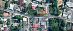 Terreno no Parque 10 Documentado 540m² apenas R$ 360mil, terreno de esquina!