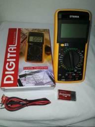 Teste digital multimetro contato zap 87991035507 araripina Pernambuco