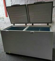 Freezer Electrolux H500 2 portas 477 Litros