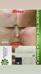 Sabonete Argila Bothanica Mineral 100% Natural