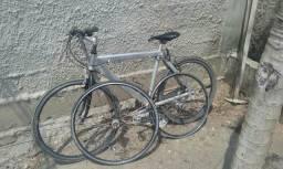 Bike de aluminio Troco em celular