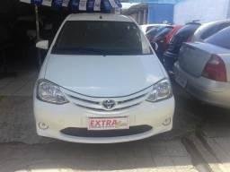 Toyota Etios 1.3 X flex - 2015