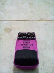 Vendo ou troco pedal heavy distortion