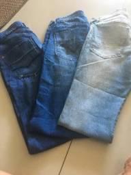 Calças Hering jeans