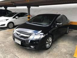 Honda Civic LXL Único Dono, Com Manual e chave Reserva Original - 2011
