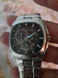 80068d5b145 Relógio citizen cronografo semi novo