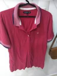 Camisa Polo feminina Dudalina, usado comprar usado  Maceió