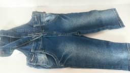 Jardineira Jeans infantil comprar usado  Uberlândia