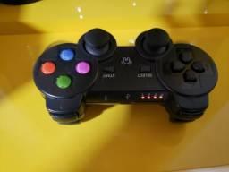 Troco Controle e jogos de pc