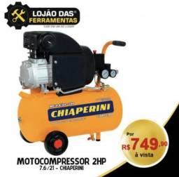 Motocompressor 2HP 7,6/21 Chiaperini