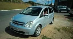 Vendo ou troco por carro mais barato com volta Meriva 1.8 GNV - 2010