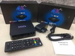 Box tv configurado
