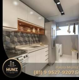KM Seu 2 quartos num Condomínio Clube em Recife, Tejipio, Garanta o Seu!!!