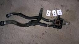 Válvula termostática / mangueiras de água GM Cruze