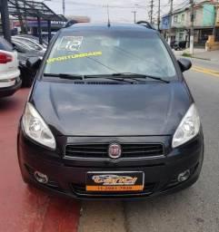 Fiat Ideia 1.4 atractive 2012 - 2012