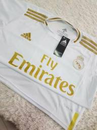 Camisas de time REAL MADRID