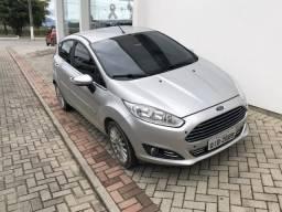 New Fiesta titanium Plus - 2017