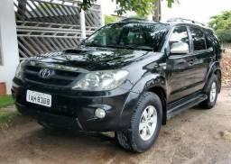 Toyota Hilux SW4 2008 TD Aut 4x4 perfeita - 2008