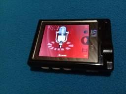 Micro gravador mp3 mp4 1GB 45 reais