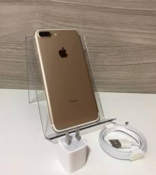 IPhone 7 Plus 128 Gigas Dourado estado de novo