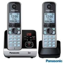 Telefone Sem Fio Panasonic Dect 6.0