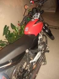 Moto CG 150 injetada