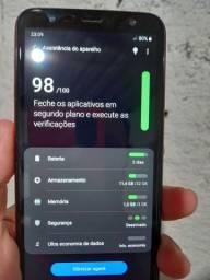 Vendo um Samsung j6 Plus e um alicate