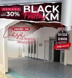 Casa Abolição 2 - Black Friday KM IMÓVEIS