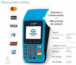Máquina de Cartão Point Pro Mercado Pago
