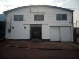 Vende um galpão na av G no lot. residencial cidade jardim Parauapebas PA