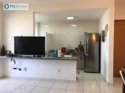 Apartamento com 3 dormitórios à venda, 74 m² por R$ 268.000,00 - Jardim Atlântico - Goiâni