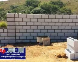 Empresa especializada construção