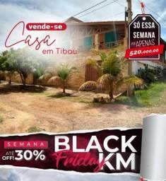 A hora é essa! Casa em Tibau - Black Friday KM IMÓVEIS