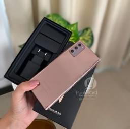 Galaxy Note 20 256gb 8gb RAM Completo NOVÍSSIMO IMPECÁVEL