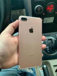 iPhone 7 Plus 32 gigas sem marcas de uso
