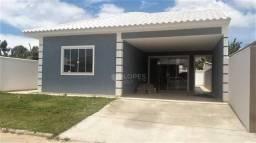 Casa com 3 quartos, 73 m² por R$ 370.000 - Cajueiros (Itaipuaçu) - Maricá/RJ